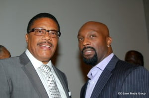 Ro Brooks and Judge Mathis
