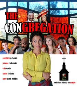 The Congregation Poster