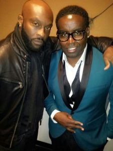 Ro Brooks and G-Thang @ the Soul2Soul Concert